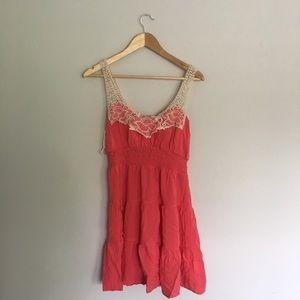 Women's Bohemian Sun Dress Size Medium